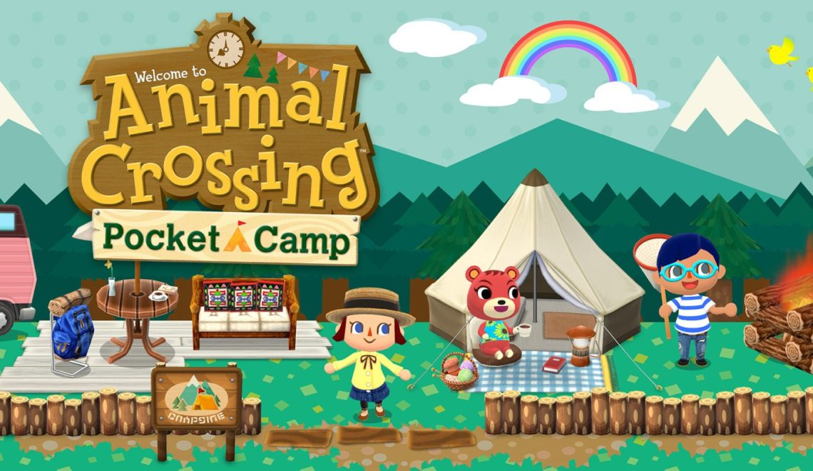 Animal Crossing Pocket Camp Poem