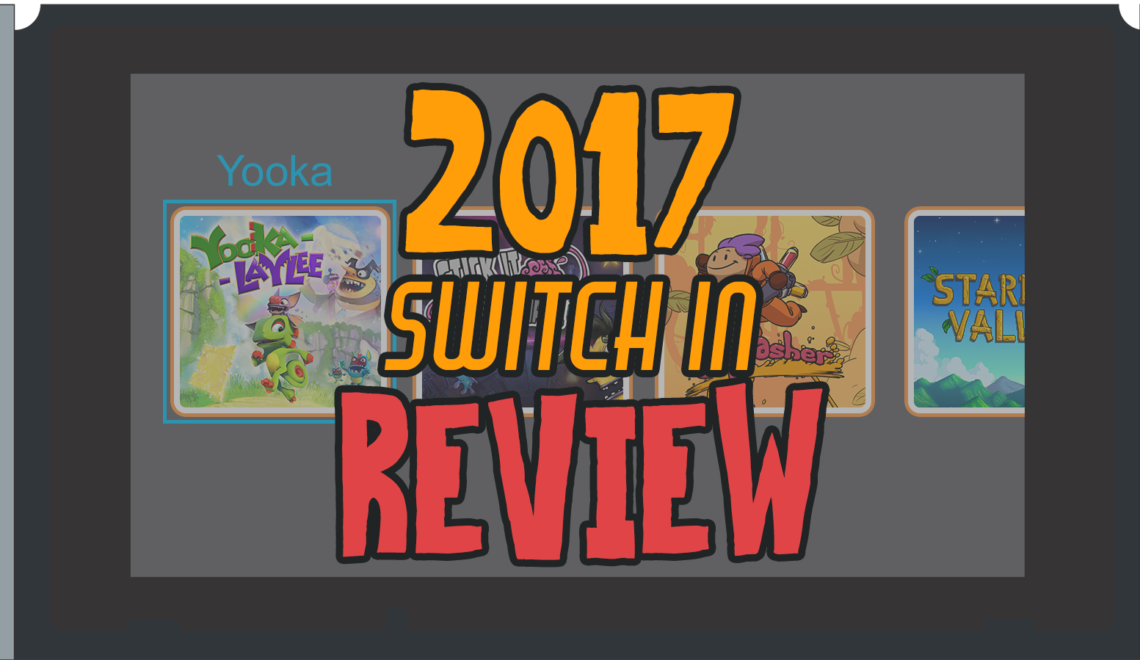 [Interesting Reads] The Nintendo Switch looks back at 2017
