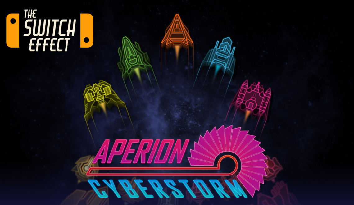 Aperion Cyberstorm Nintendo Switch