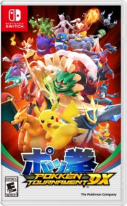 Pokken Tournament DX DLC