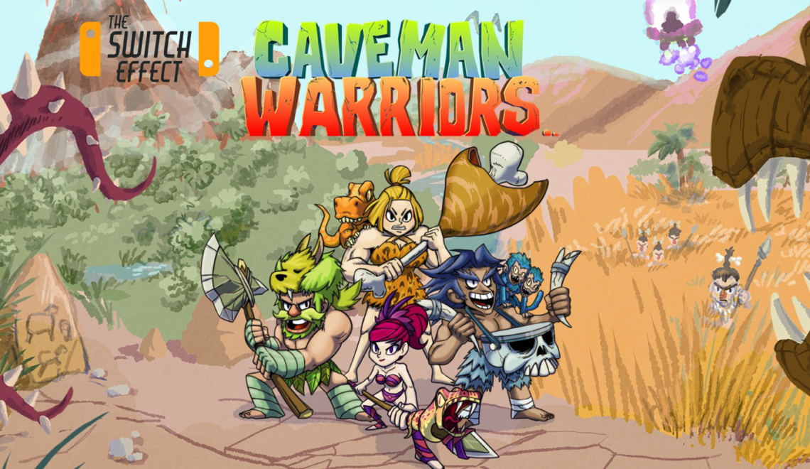 Caveman Warriors Nintendo Switch