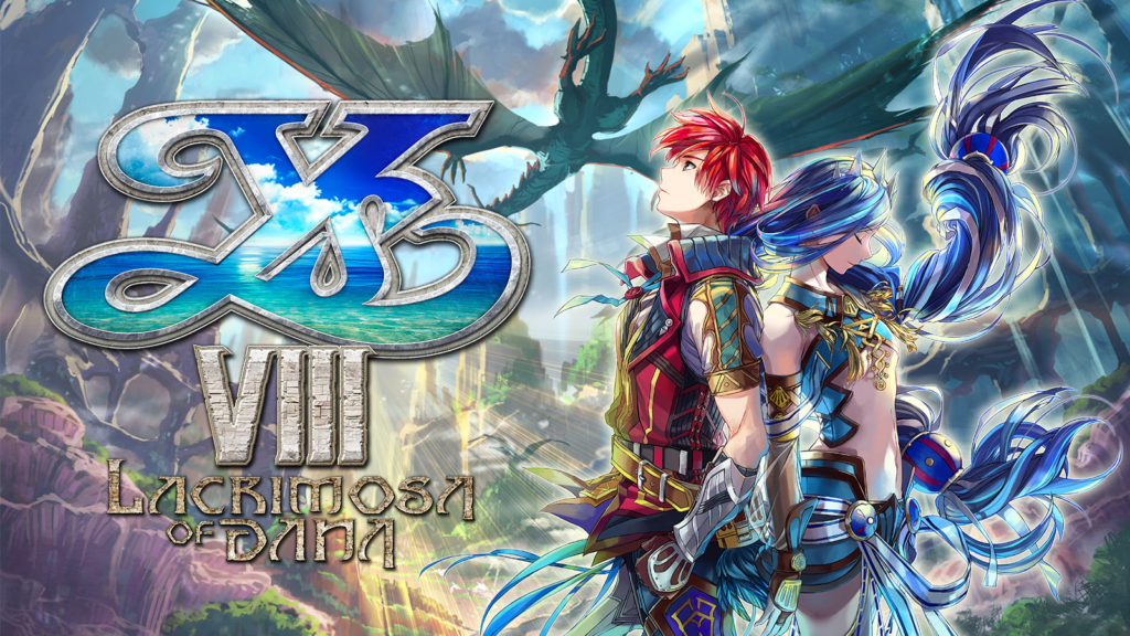 Ys VIII Lacrimosa of DANA Nintendo Switch