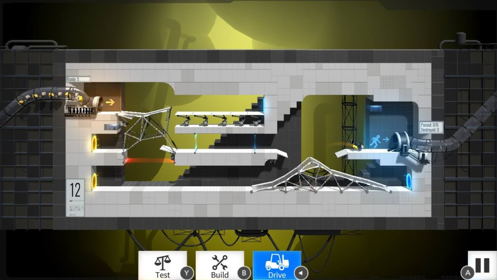 Bridge Constructor Portal Nintendo Switch