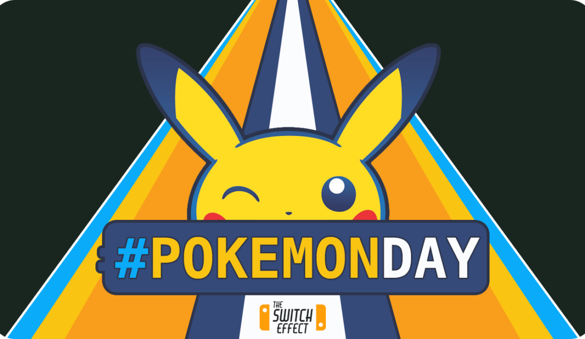NEWS] Pokemon Day 2018 - The Switch Effect