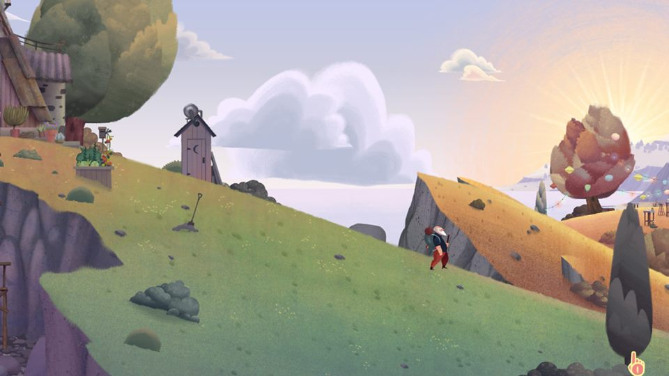 Old Man's Journey Nintendo Switch