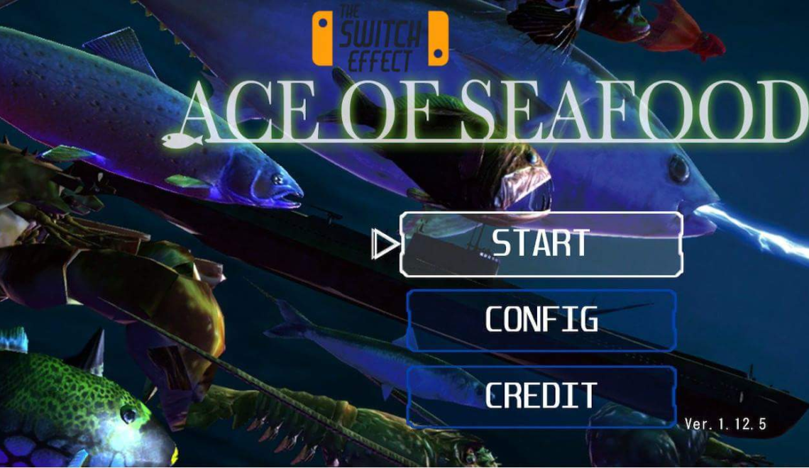 Ace of Seafood Review Nintendo Switch