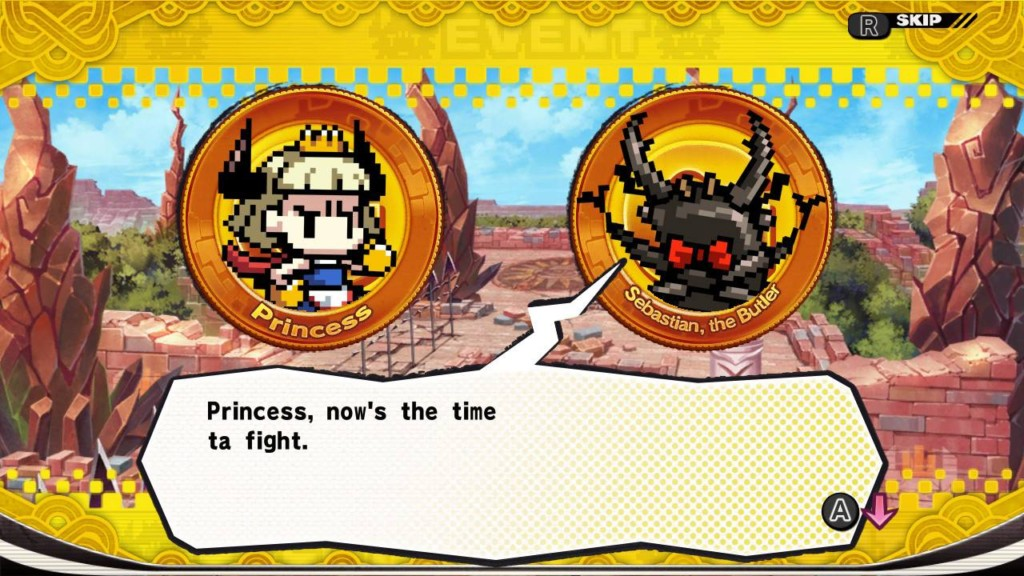 Penny Punching Princess for Nintendo Switch