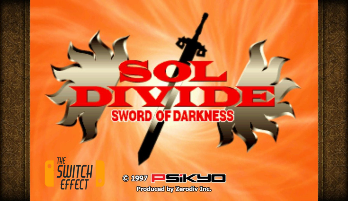 Sol Divide - Sword of Darkness Nintendo Switch Review
