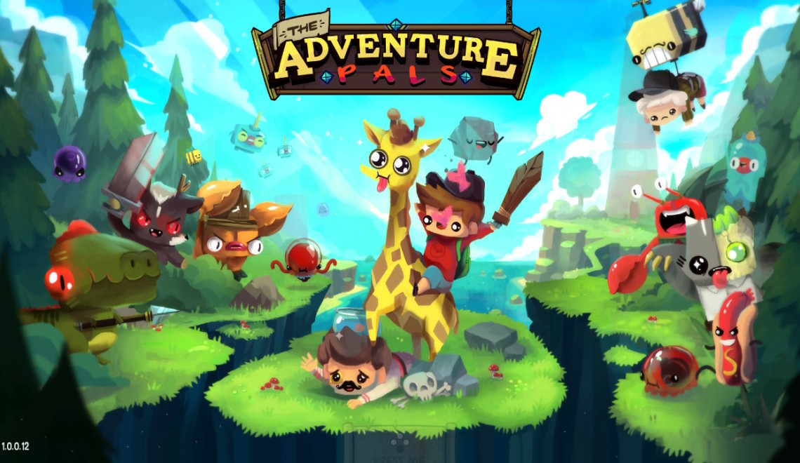 [Review] The Adventure Pals – Nintendo Switch