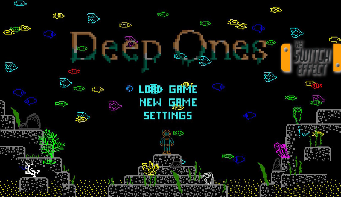 [Review] Deep Ones – Nintendo Switch