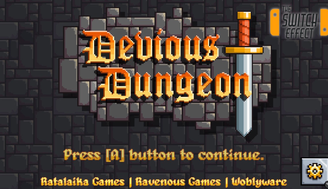[Review] Devious Dungeon – Nintendo Switch