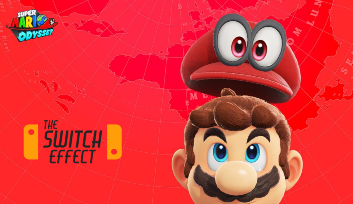 [Review] Super Mario Odyssey – Nintendo Switch