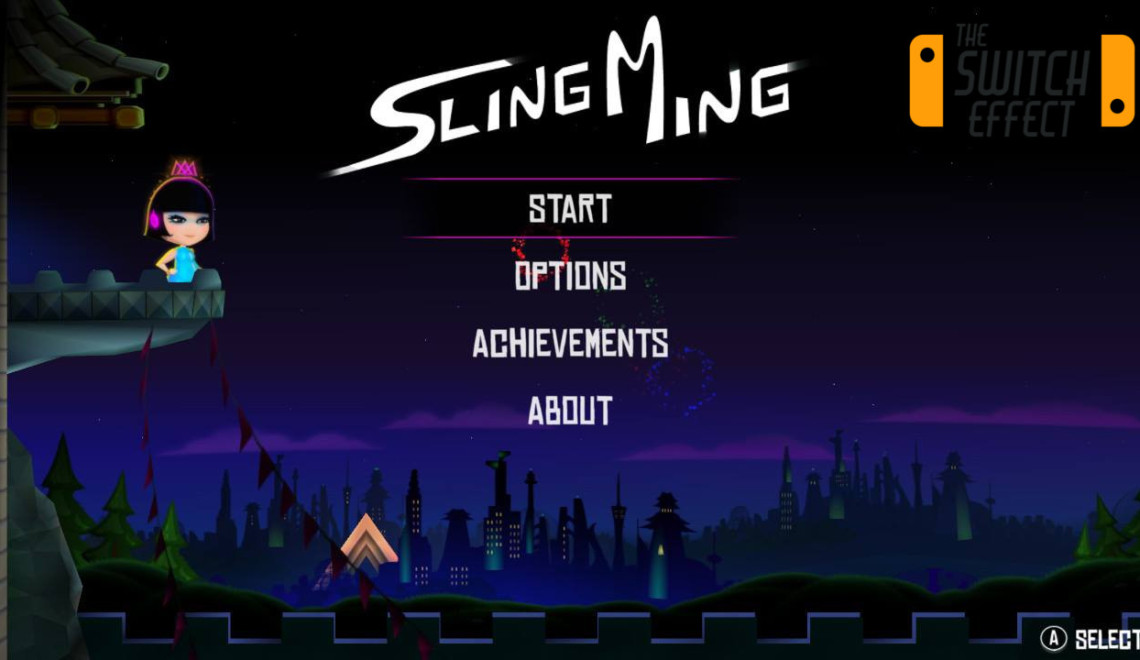[Review] Sling Ming – Nintendo Switch