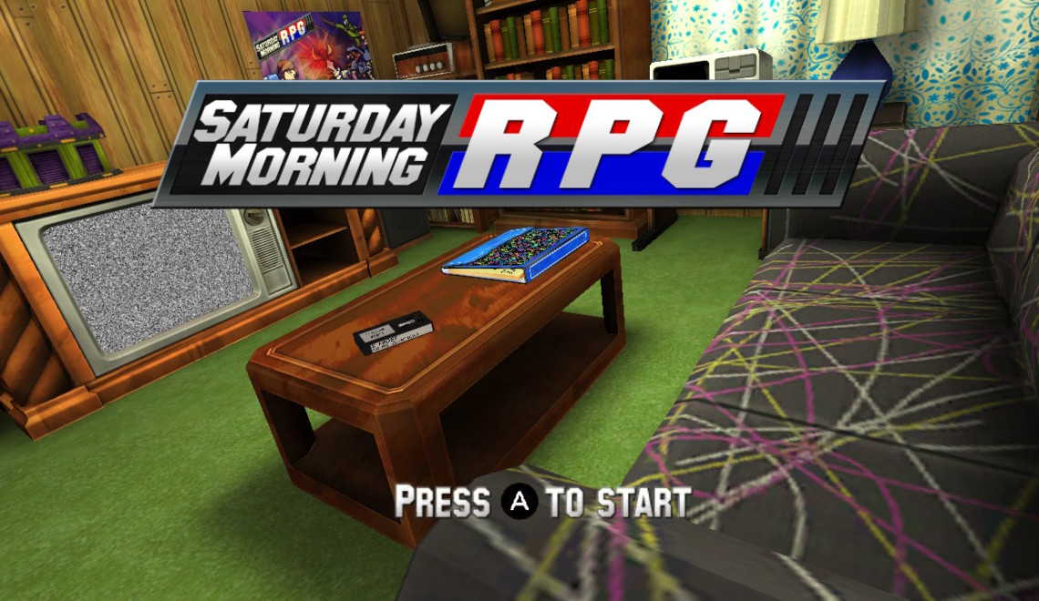Saturday Morning RPG