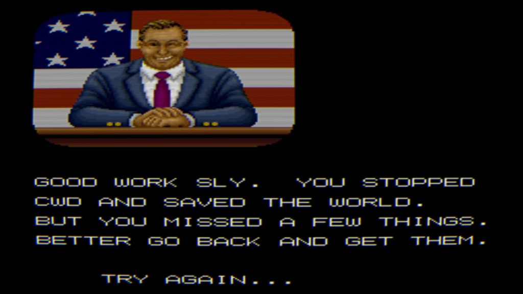 Sly Spy Nintendo Switch
