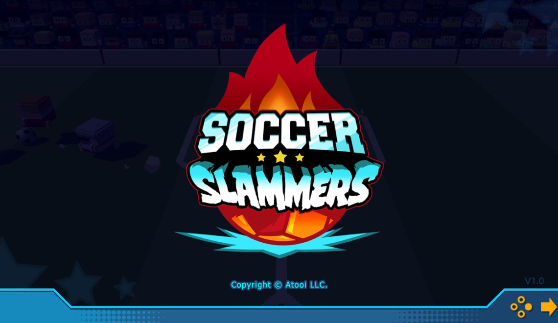 [Review] Soccer Slammers – Nintendo Switch