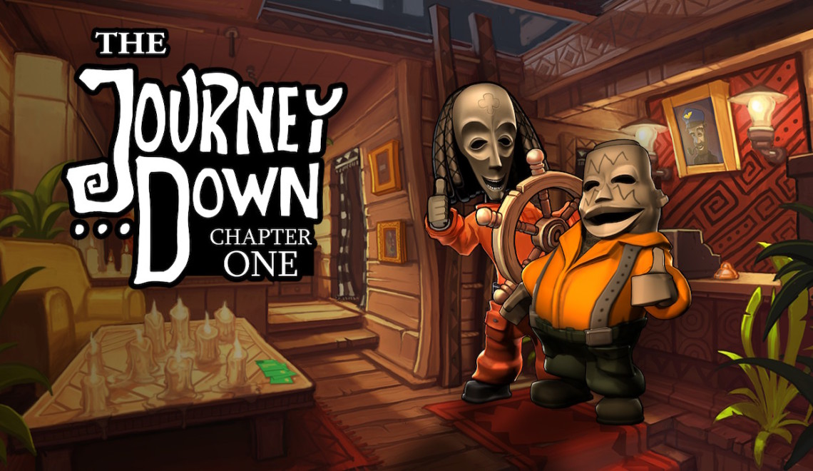 [Review] The Journey Down: Chapter One – Nintendo Switch