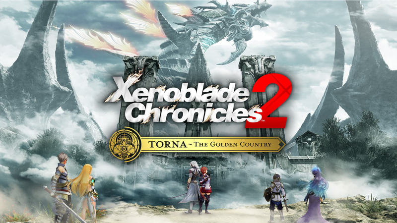 [News] Xenoblade Chronicles 2 DLC – Torna: The Golden Country