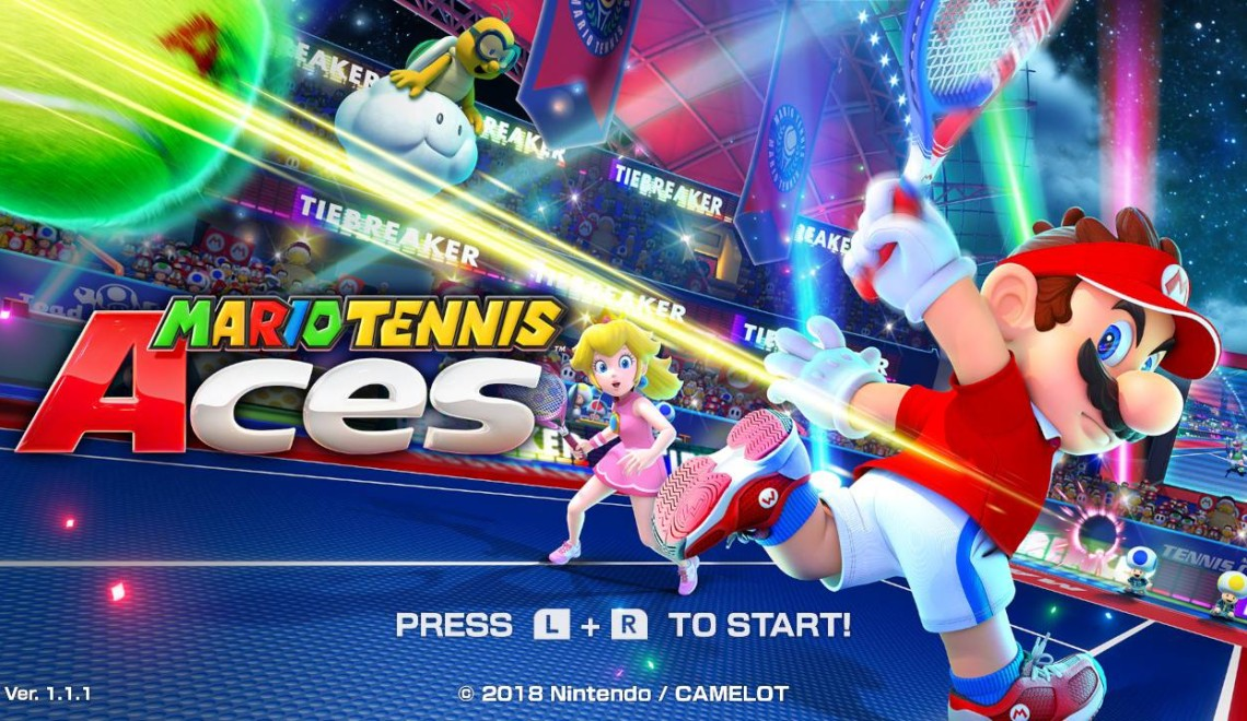 [Review] Mario Tennis Aces – Nintendo Switch