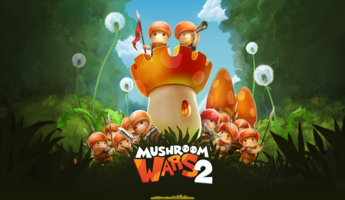 [Review] – Mushroom Wars 2 – Nintendo Switch