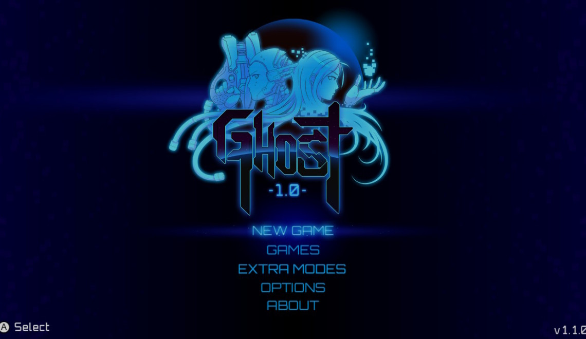 [Review] Ghost 1.0 – Nintendo Switch