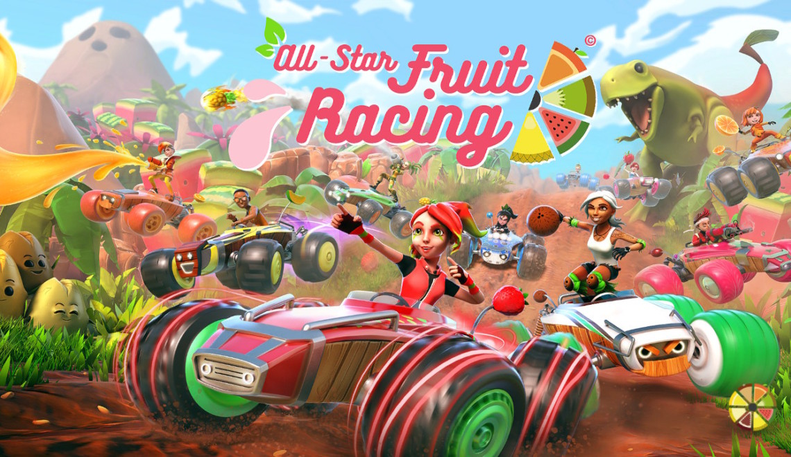 [Review] All-Star Fruit Racing – Nintendo Switch