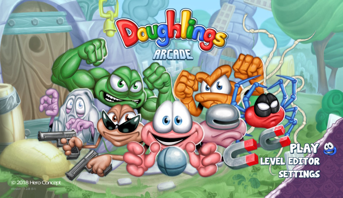 [Review] Doughlings: Arcade – Nintendo Switch