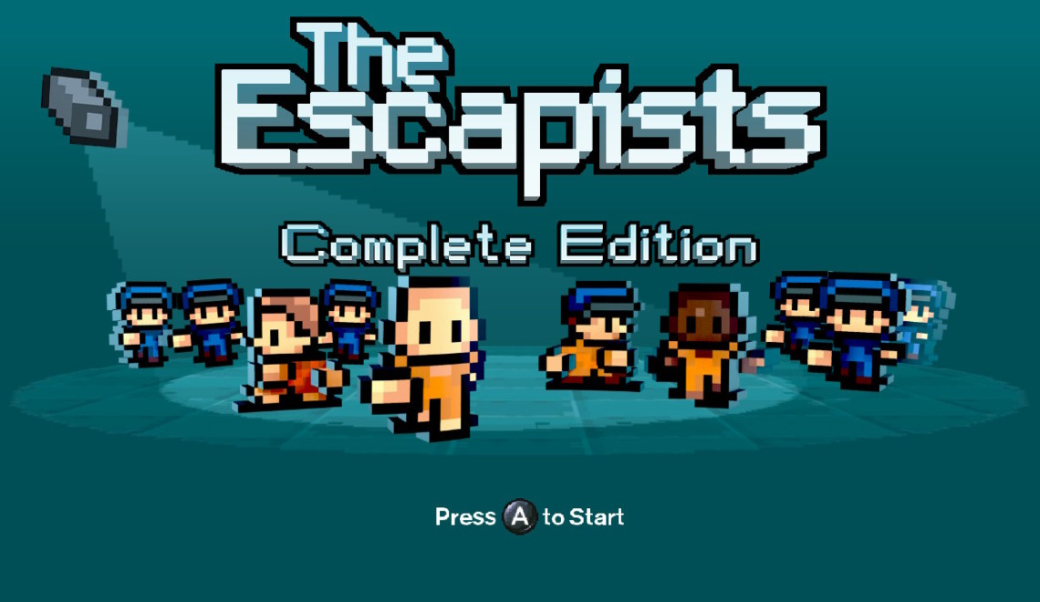 Escapists Complete Collection