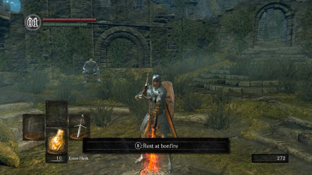 Review] Dark Souls Remastered - Nintendo Switch - The Switch Effect