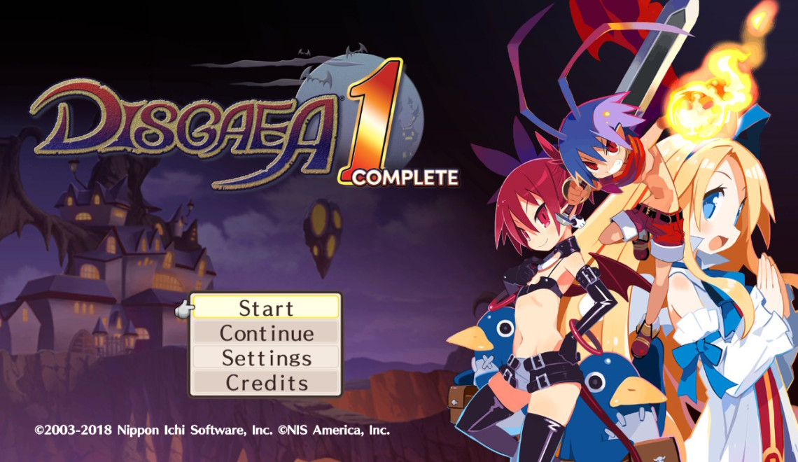 [Review] Disgaea 1 Complete – Nintendo Switch