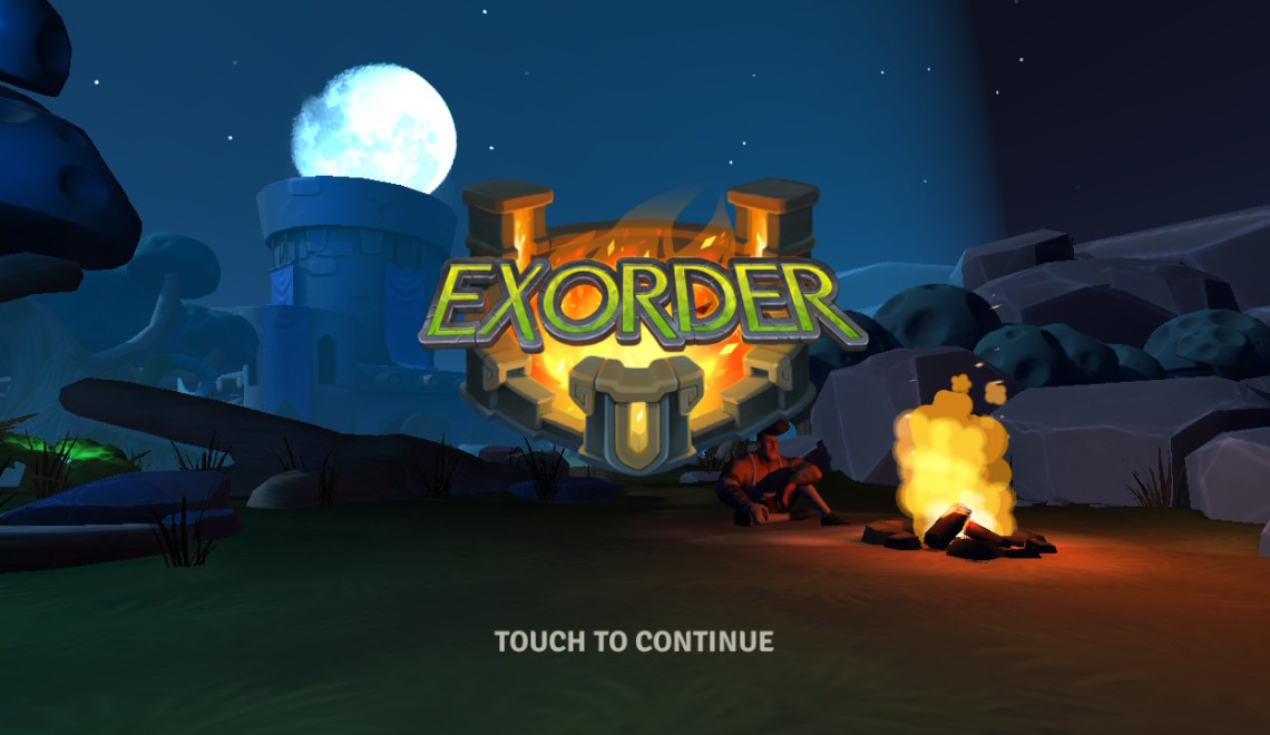 [Review] Exorder – Nintendo Switch