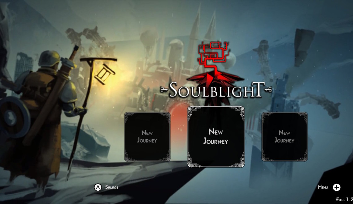 [Review] Soulblight – Nintendo Switch