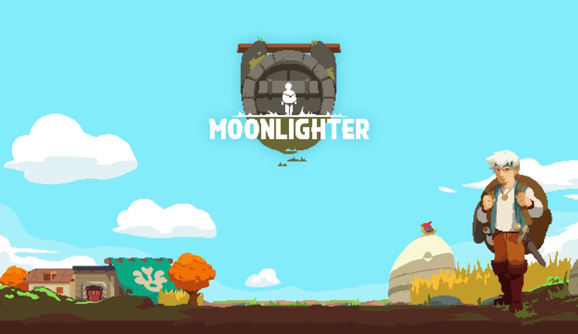 [Review] Moonlighter – Nintendo Switch