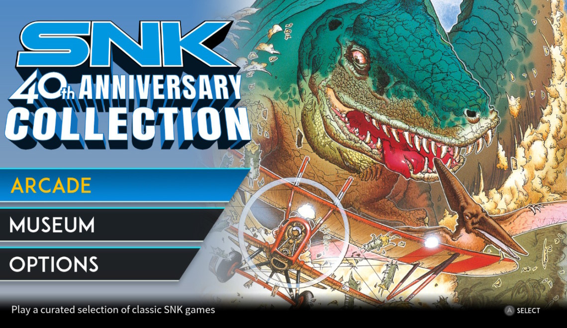 [Review] SNK 40th Anniversary Collection – Nintendo Switch