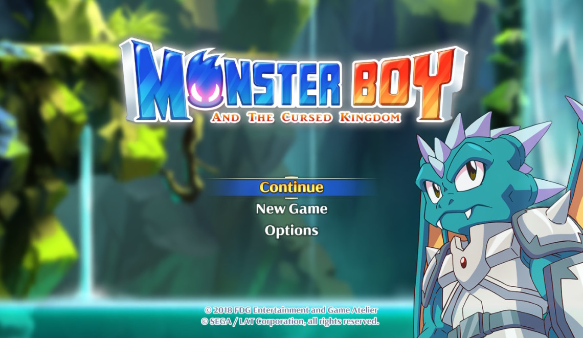 [Review] Monster Boy and the Cursed Kingdom – Nintendo Switch