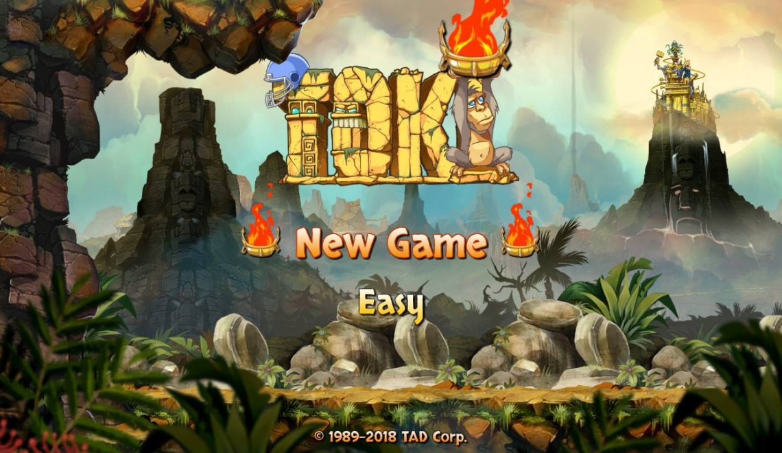 [Review] Toki – Nintendo Switch