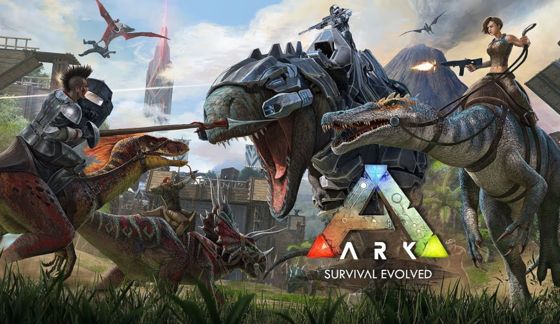 [Review] Ark: Survival Evolved – Nintendo Switch