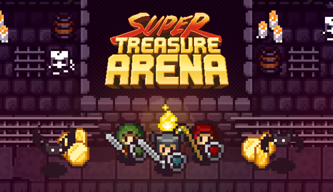 [Review] Super Treasure Arena – Nintendo Switch