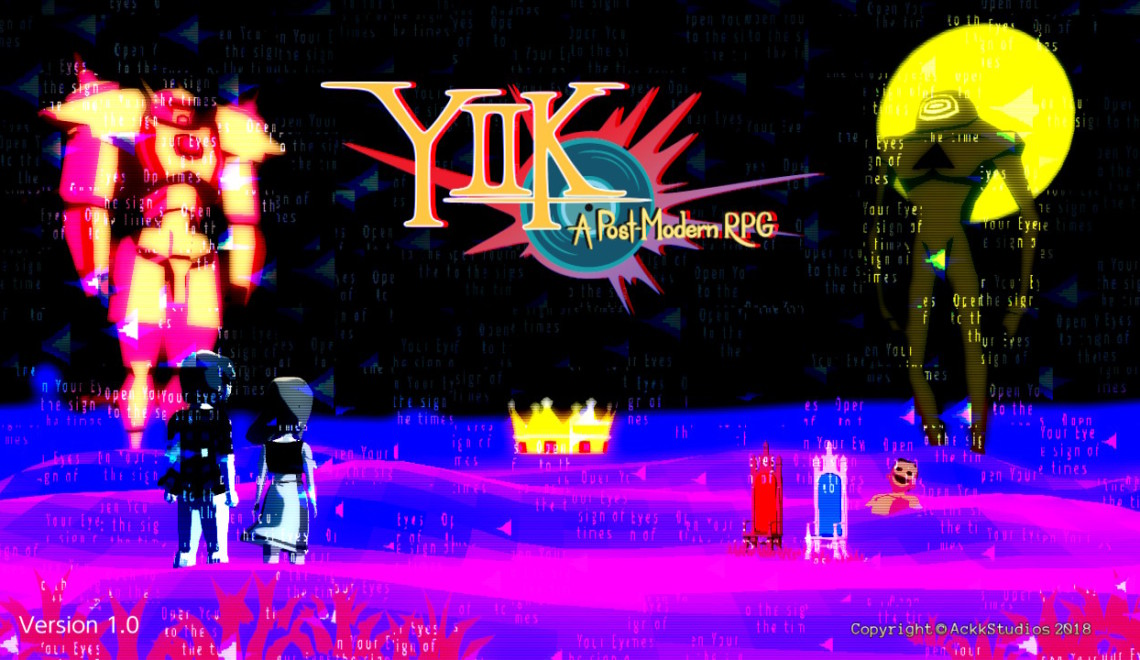 [Review] YiiK: A Postmodern RPG – Nintendo Switch