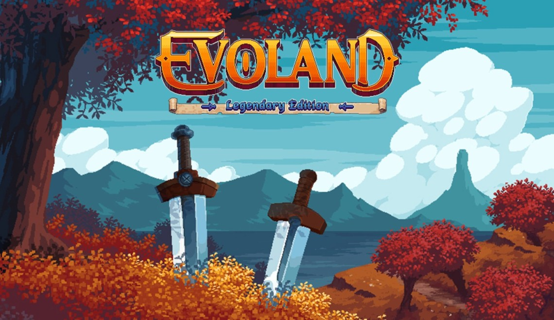 [Review] Evoland Legendary Edition – Nintendo Switch