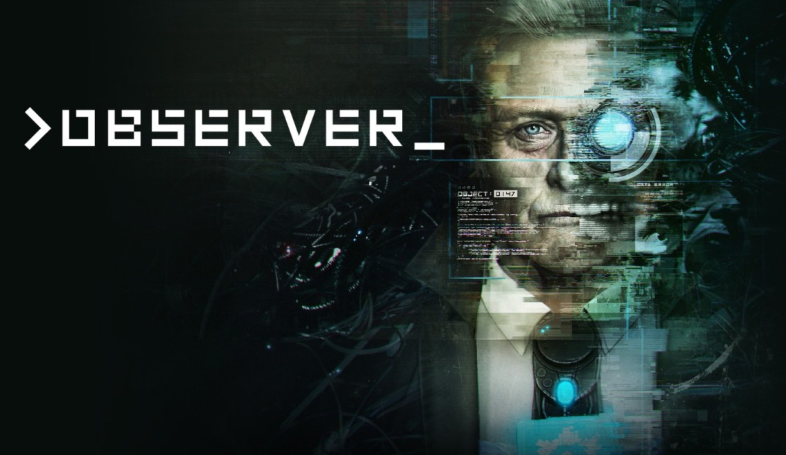 [Review] Observer – Nintendo Switch