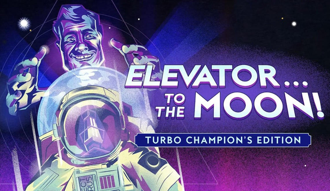 [Review] Elevator to the Moon! Turbo Champions Edition – Nintendo Switch
