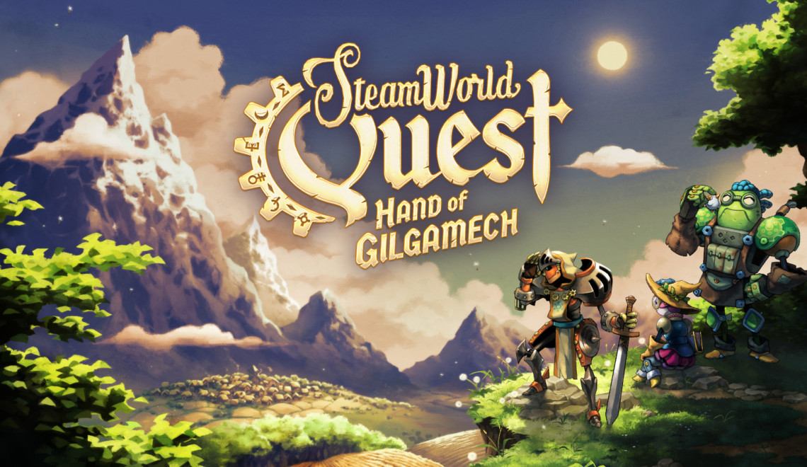 [News] Steamworld Quest: Hand of Gilgamech set for April release