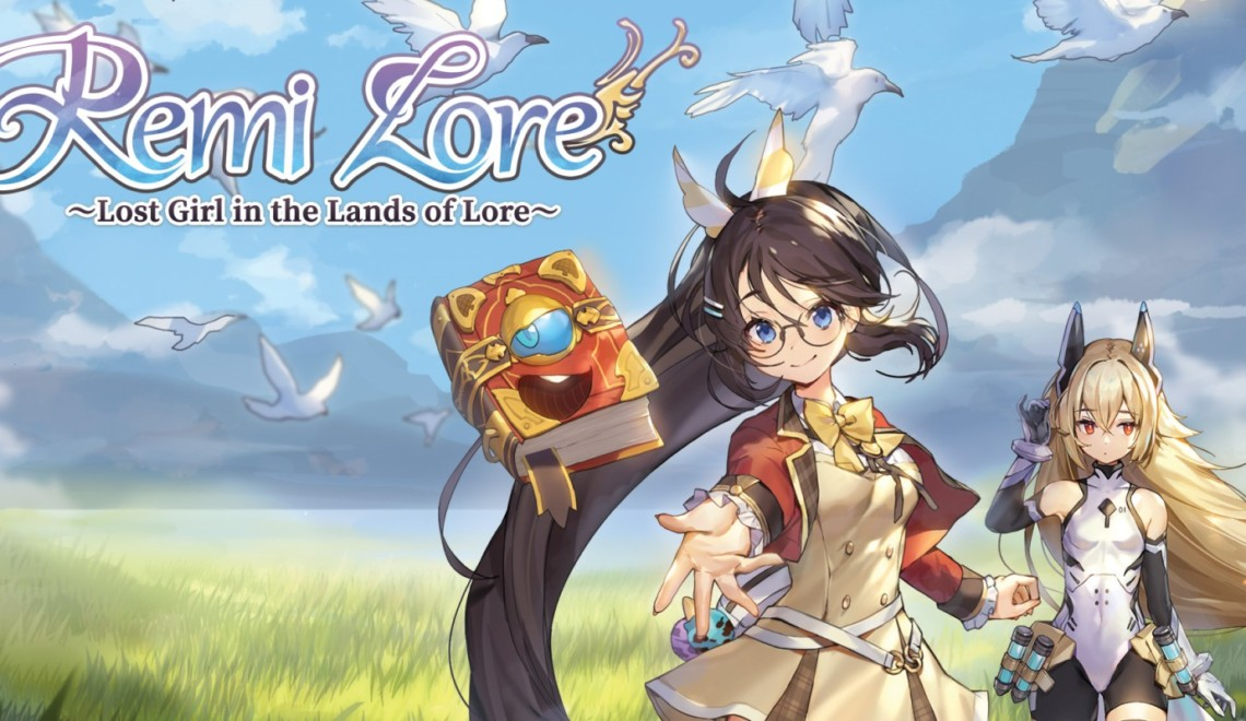 [Review] RemiLore: Lost Girl in the Lands of Lore – Nintendo Switch