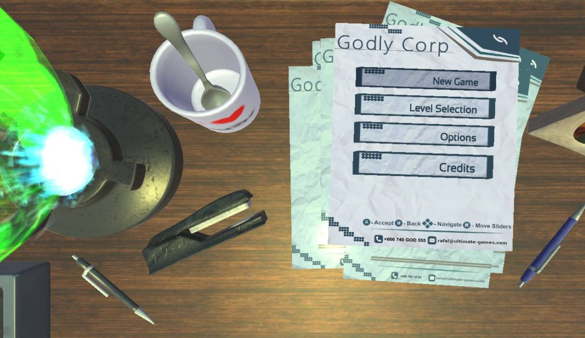 [Review] Godly Corp – Nintendo Switch
