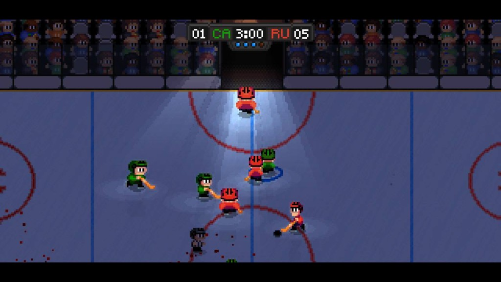 Review Super Blood Hockey Nintendo Switch The Switch Effect