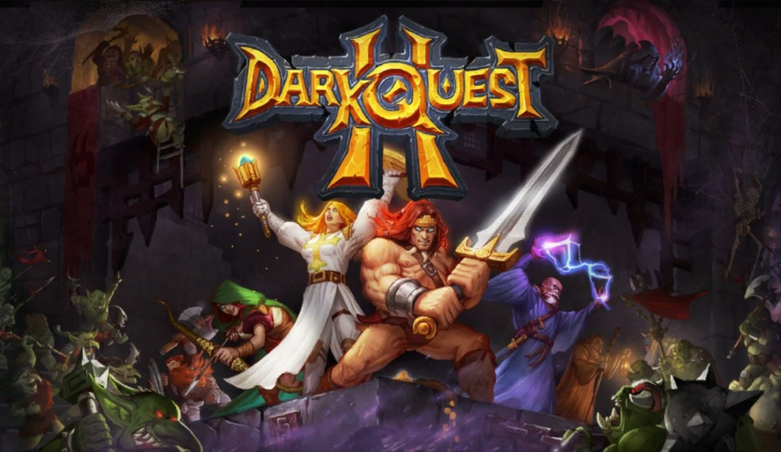 [Review] Dark Quest II – Nintendo Switch