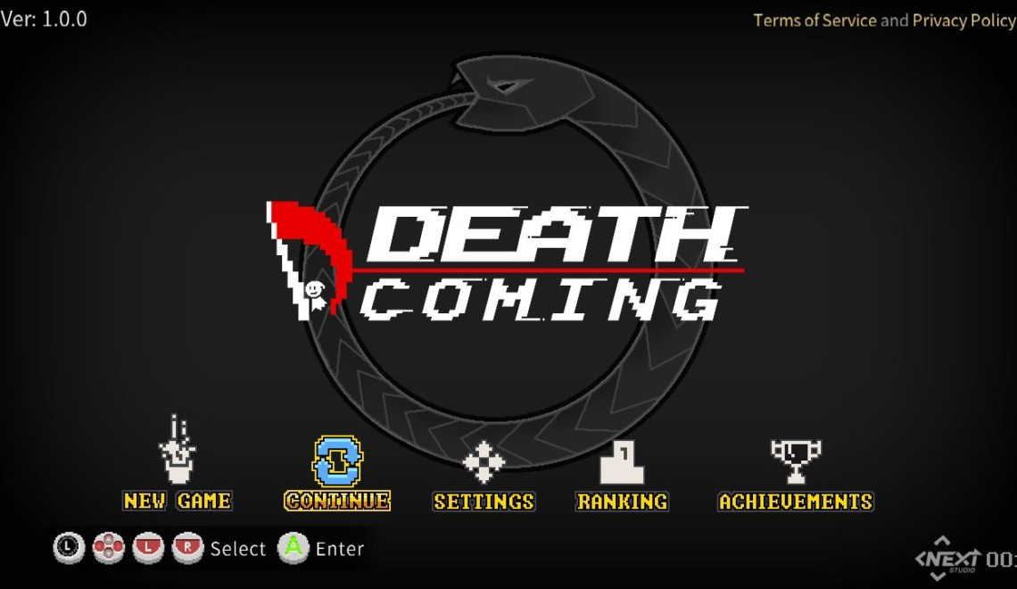 [Review] Death Coming – Nintendo Switch