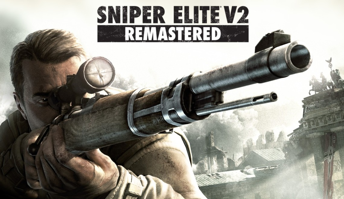 [Review] Sniper Elite V2 Remastered – Nintendo Switch