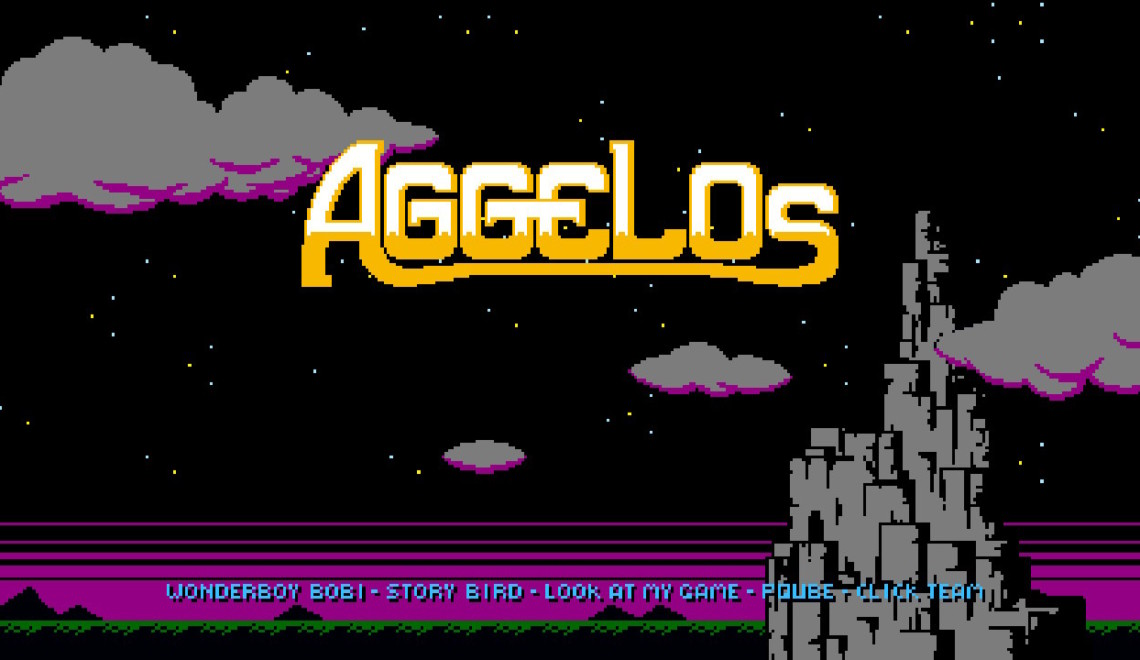 [Review] Aggelos – Nintendo Switch